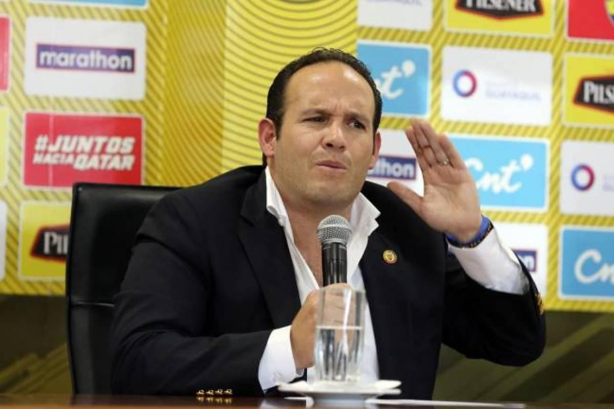 Francisco Egas se refirió a los cheques que entregó a cuatro clubes cuando pertenecía a Universidad Católica
