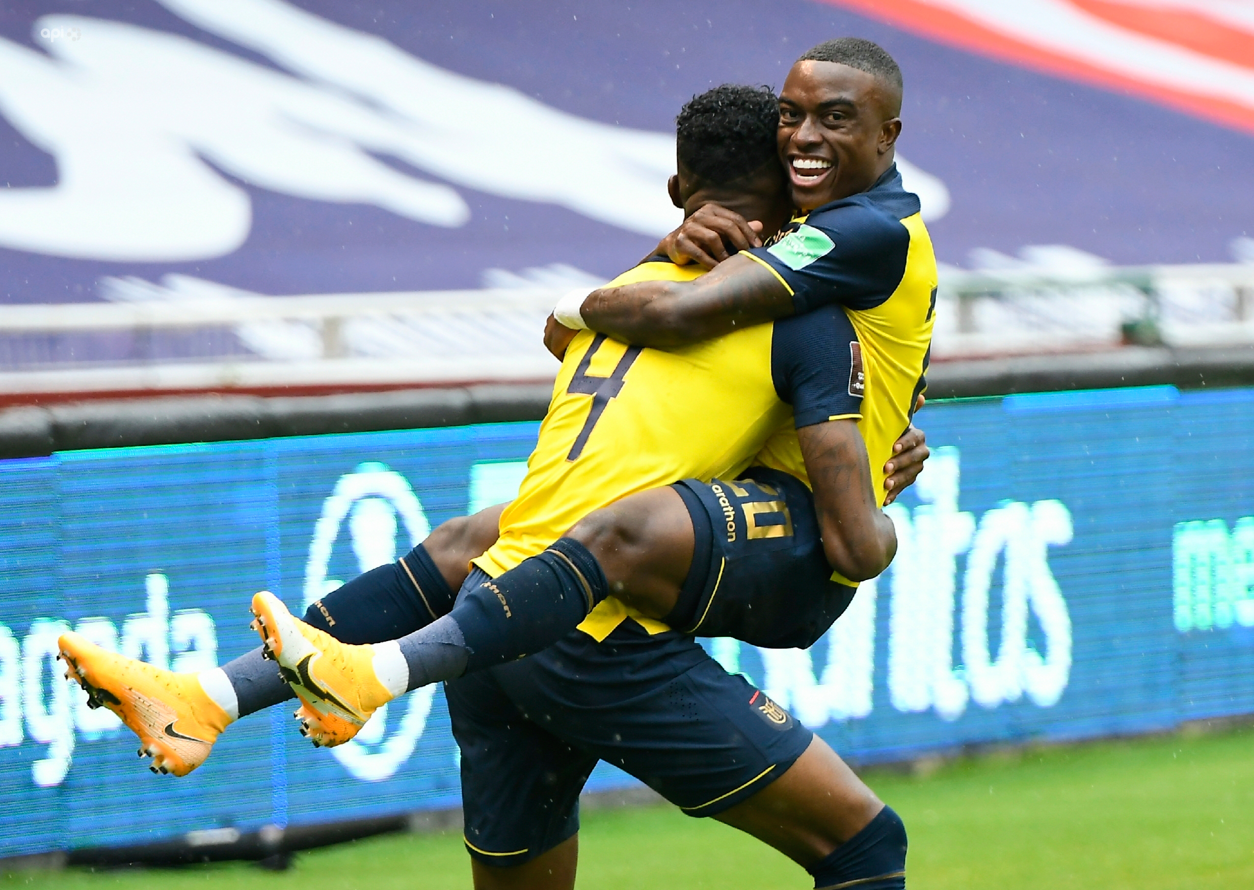 Se vivió una intensa jornada de las Eliminatorias Sudamericanas