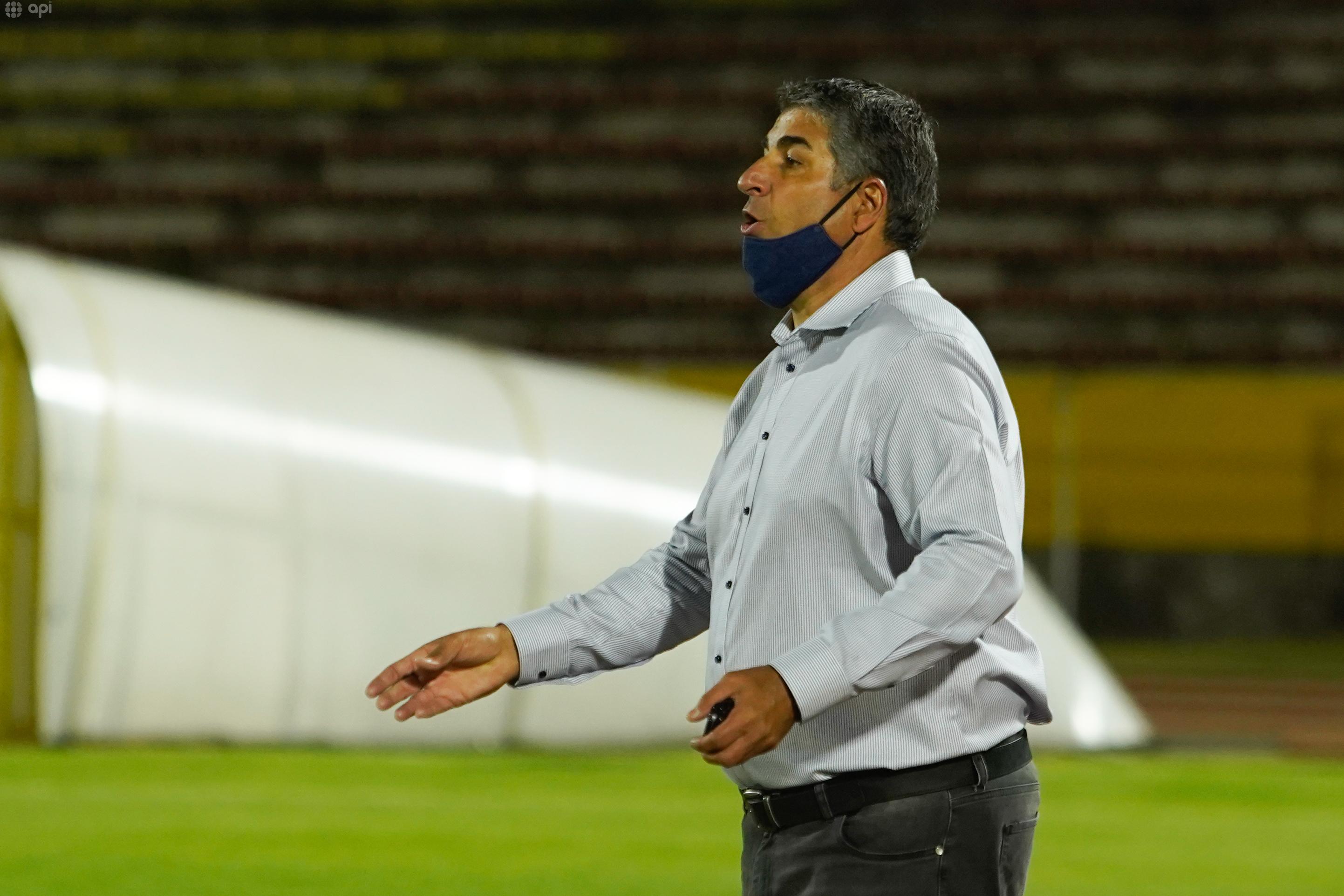 """""""Hemos visto el gran trabajo y el manejo del grupo que ha tenido el profe Santiago Escobar"""", manifestó Santiago Cattani"""