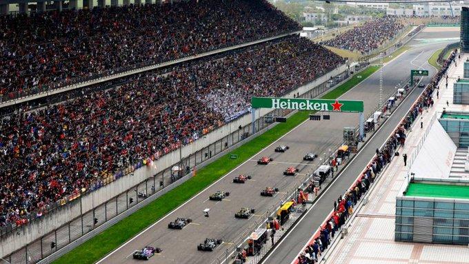 El Gran Premio de China, con sede en el circuito de Shangai, era la cuarta prueba del calendario de 2020 de Fórmula Uno