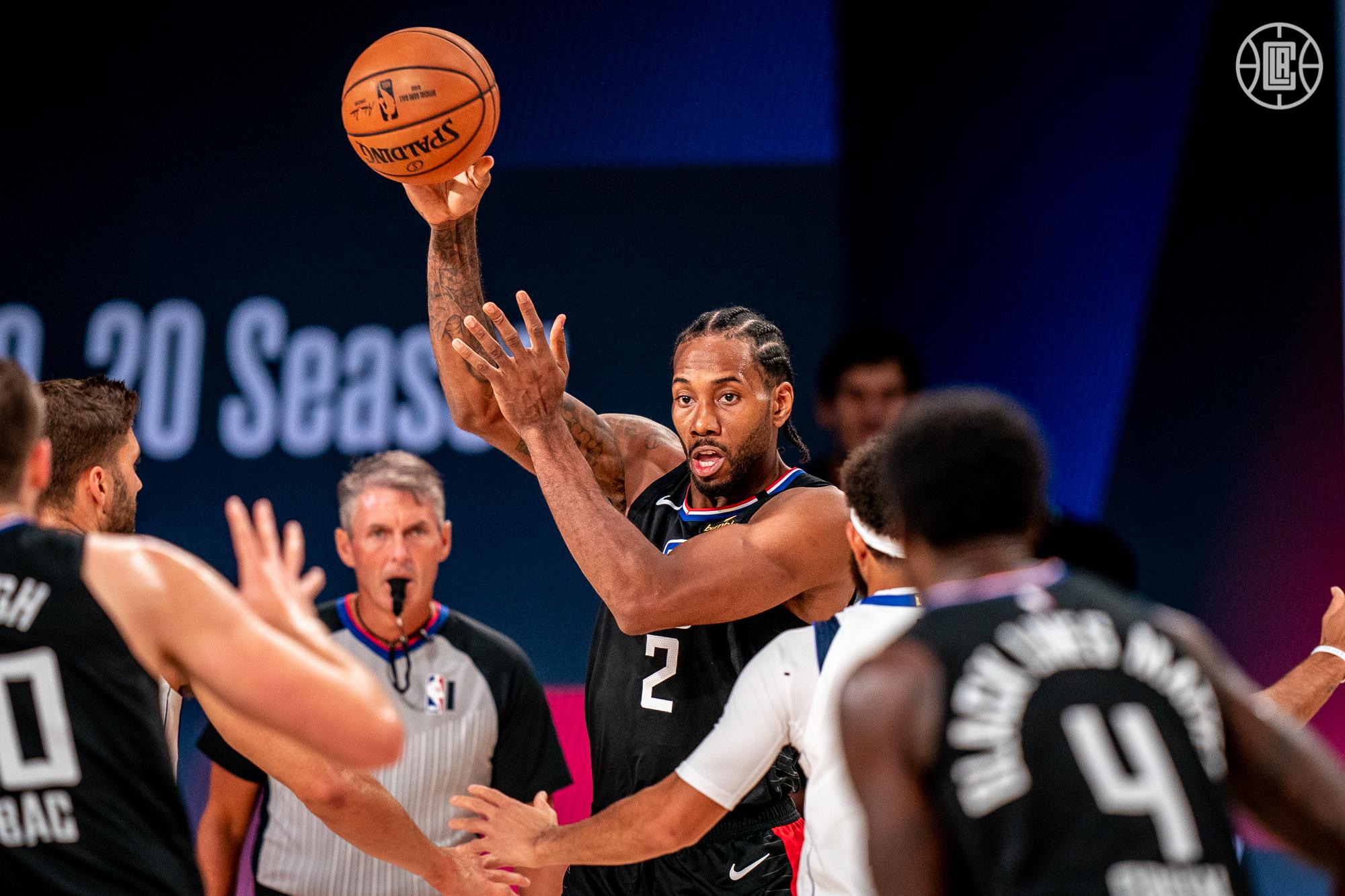 De a poco se van armando los cuadros para la próxima ronda en la postemporada de la NBA