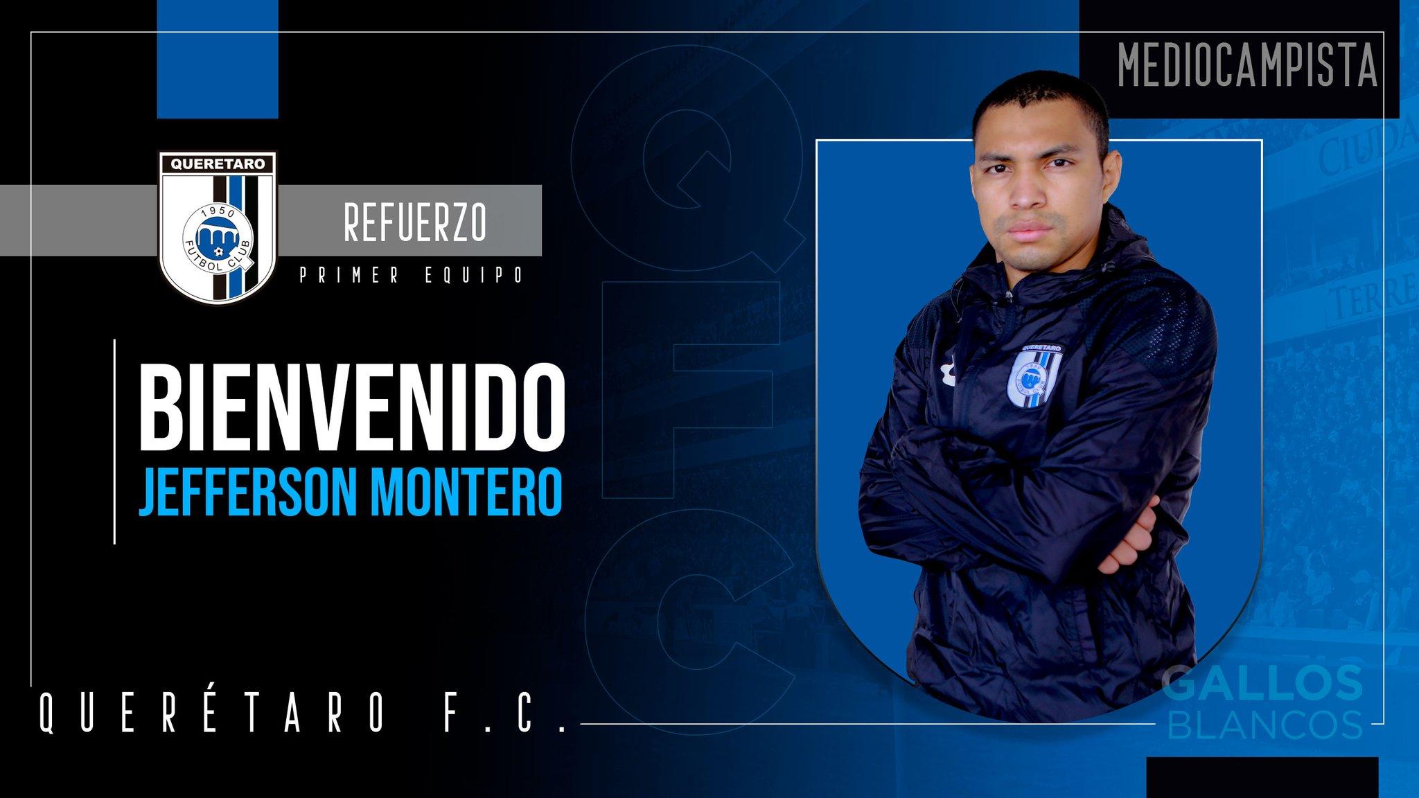 El extremo ecuatoriano retorna al fútbol mexicano, donde destacó con la casaca de Dorados y Morelia