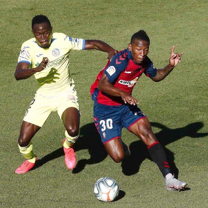El ecuatoriano tuvo una brillante actuación en la victoria de su equipo ante el Barcelona