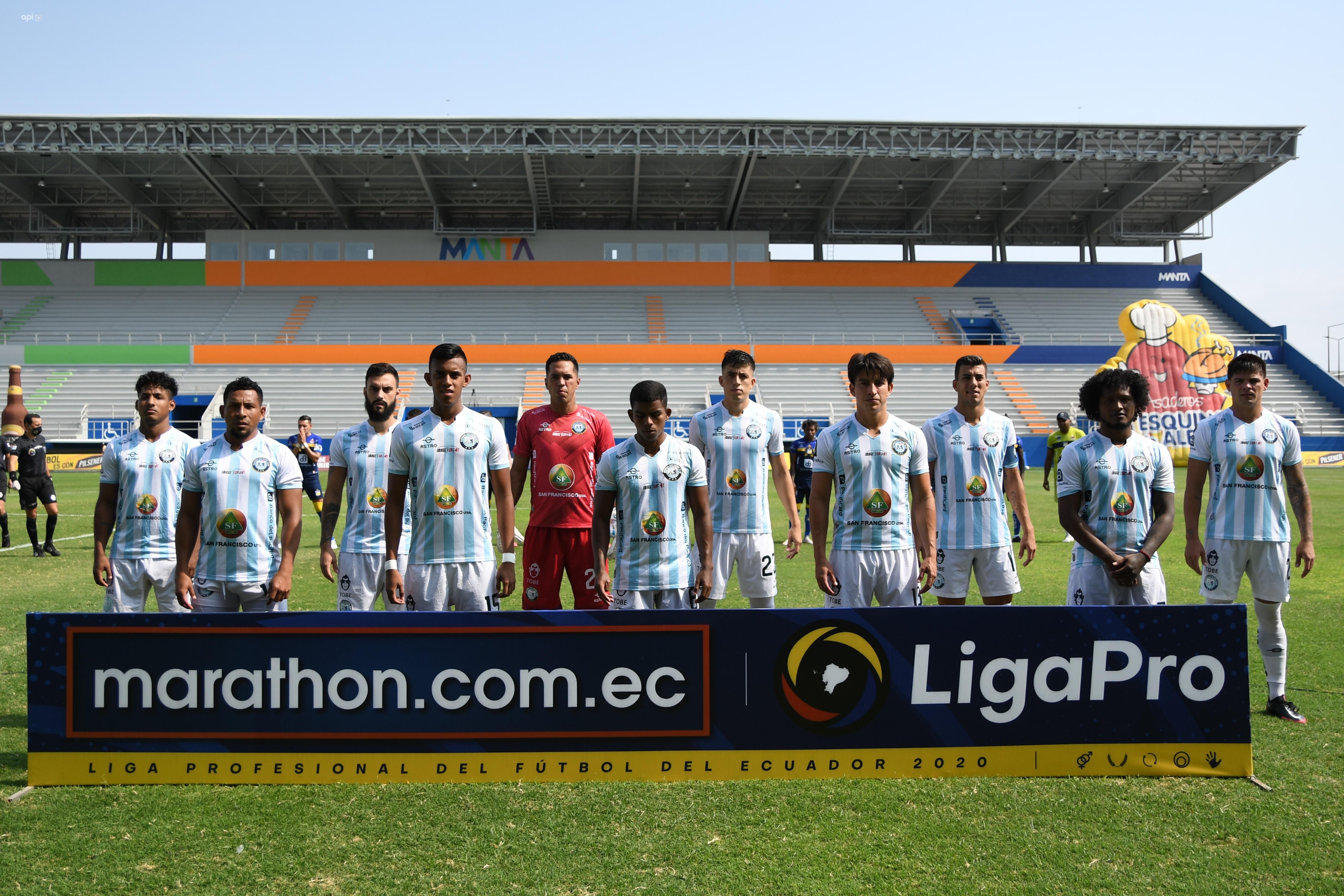 Gabriel Speranza, asistente técnico de Pool Gavilánez, se refirió al compromiso de Guayaquil City frente a Liga de Quito