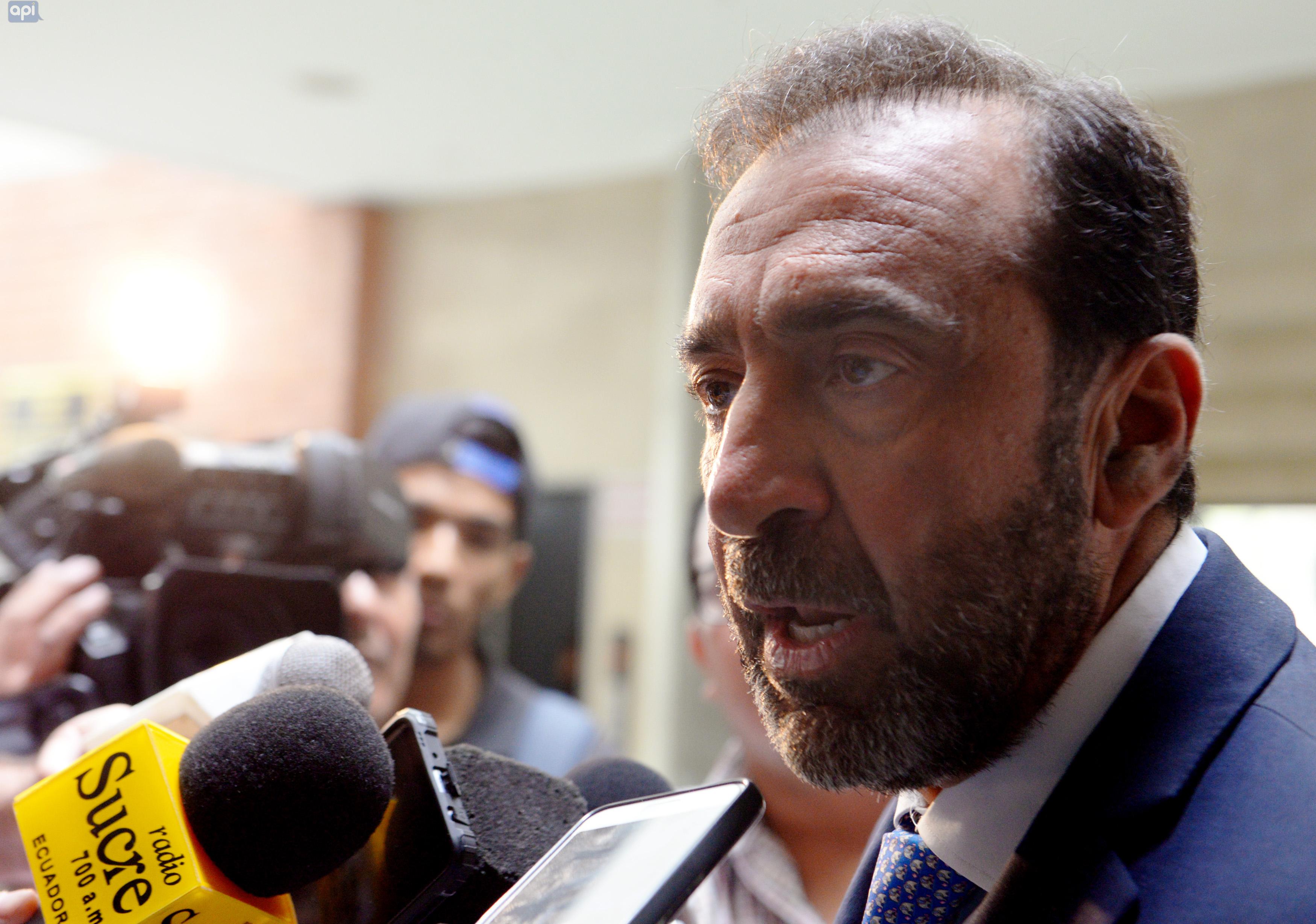 Nassib Neme mencionó que el 'Ballet' sigue con vida en la Copa Libertadores