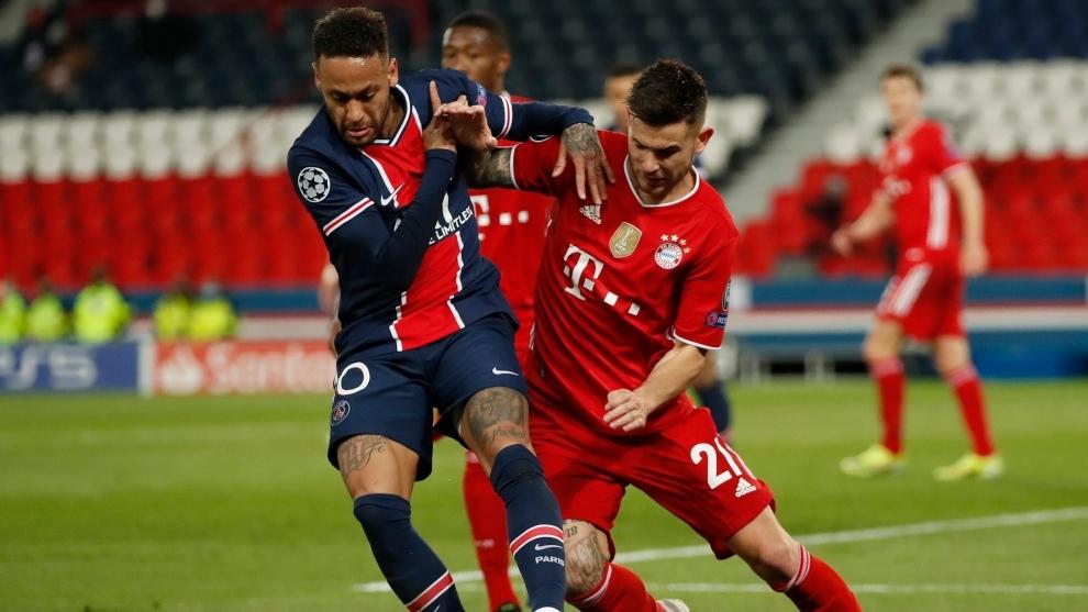 El vigente campeón, Bayern Munich, quedó apeado de la competición