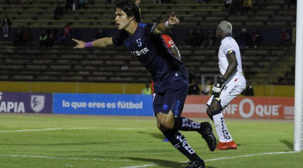 Luis Amarilla, goleador de la 'Chatoleí', espera dar la sorpresa a Independiente de Avellaneda en los octavos de final de la Sudamericana