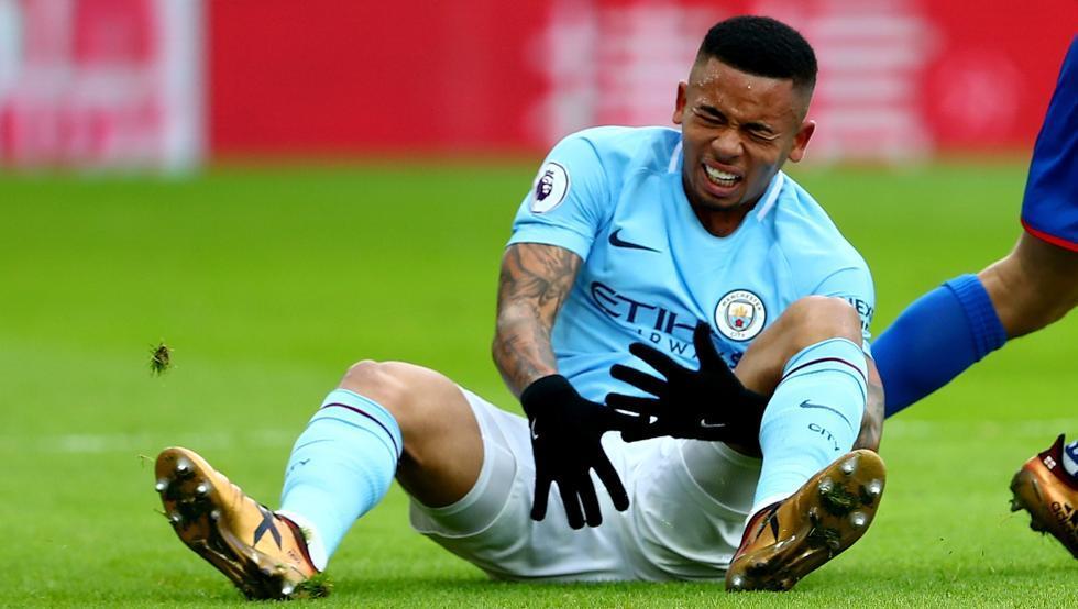 Jesús, de 20 años, que lleva ocho goles esta temporada en la Premier League, sufrió una lesión el pasado 31 de diciembre