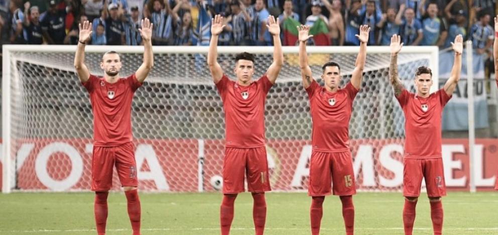 El ecuatoriano anotó de penal en la victoria ante Unión