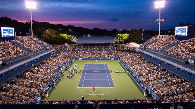 El torneo de Washington, de categoría ATP 500, comienza el 14 de agosto y será el encargado de inaugurar la reanudación del circuito