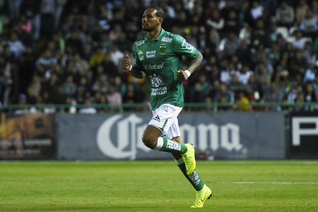 El ecuatoriano marcó su primer gol con la camiseta de León en el empate ante Monterrey