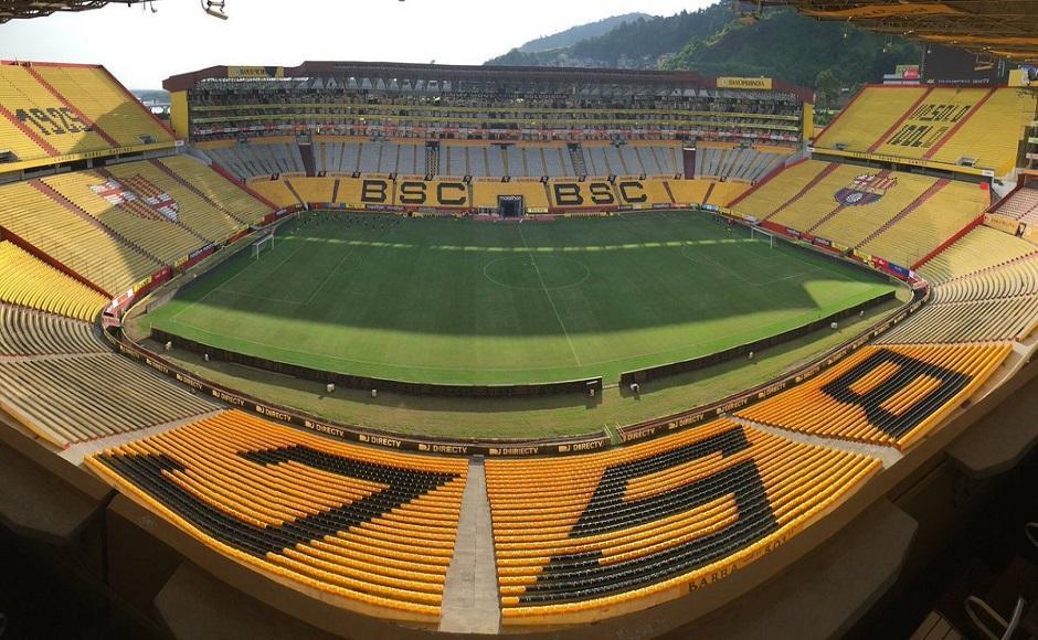 El organismo, junto al Municipio de Guayaquil y Barcelona, impulsa la candidatura del estadio 'torero'
