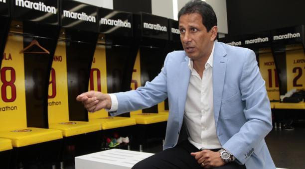 José Francisco Cevallos, confirma cuantiosa deuda de Barcelona con el ex 'torero' Fabián Vargas