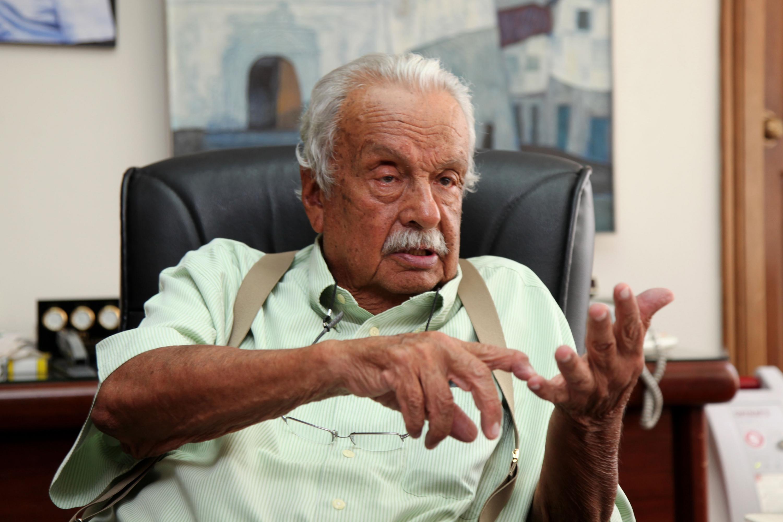 El máximo líder de LDU, Rodrigo Paz, destaca el lado positivo de la paralización del campeonato por la fecha FIFA