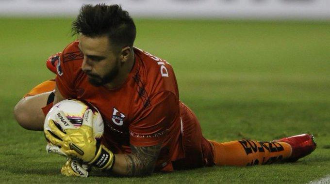 Hernán Galíndez satisfecho por volver al triunfo ante Deportivo Cuenca
