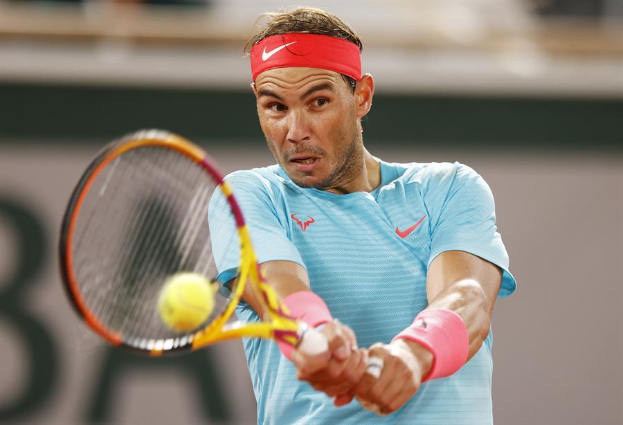 Los favoritos van avanzando sin problemas en Roland Garros