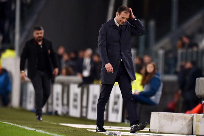 """Con medidas preventivas, el técnico del club turinés se refirió a educar a los niños, a los que definió como """"el futuro de Italia"""", y transmitir un ejemplo positivo"""