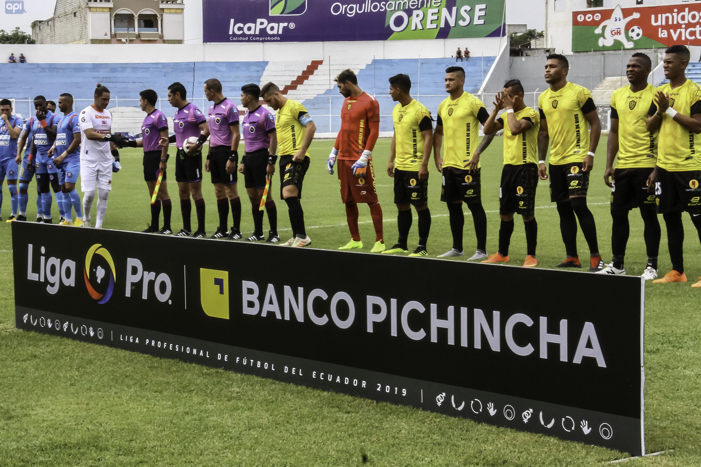 El golero José Camacho reveló que Fuerza Amarilla les debe varios meses y que hoy termina el plazo para justificarse en la LigaPro
