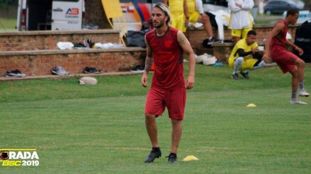 Sebastián Pérez se refirió a sus primeros días como jugador 'amarillo'