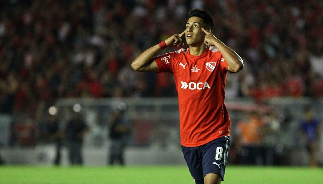 Meza fue mundialista con Argentina y destacó en Independiente de Avellaneda