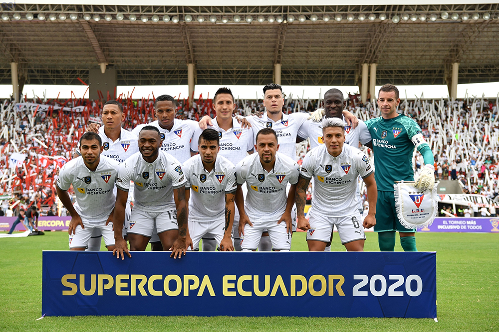 Liga de Quito venció a Técnico Universitario en el Complejo de Pomasqui