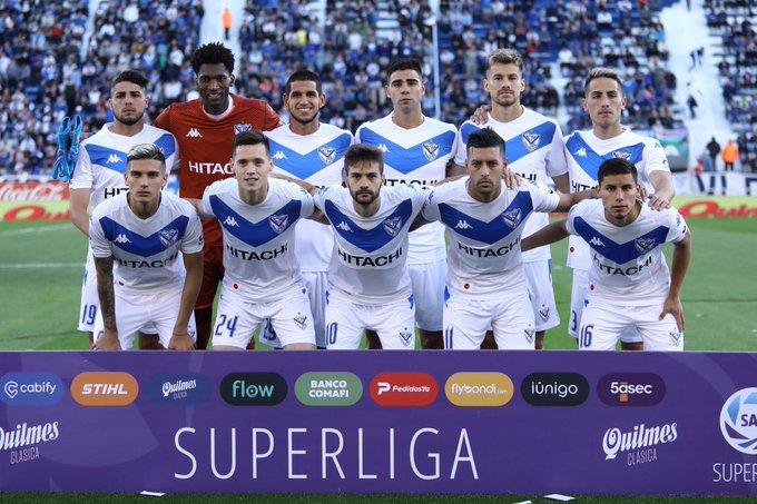 El portero ecuatoriano fue uno de los puntos altos en el empate de Vélez Sarsfield contra Boca Juniors
