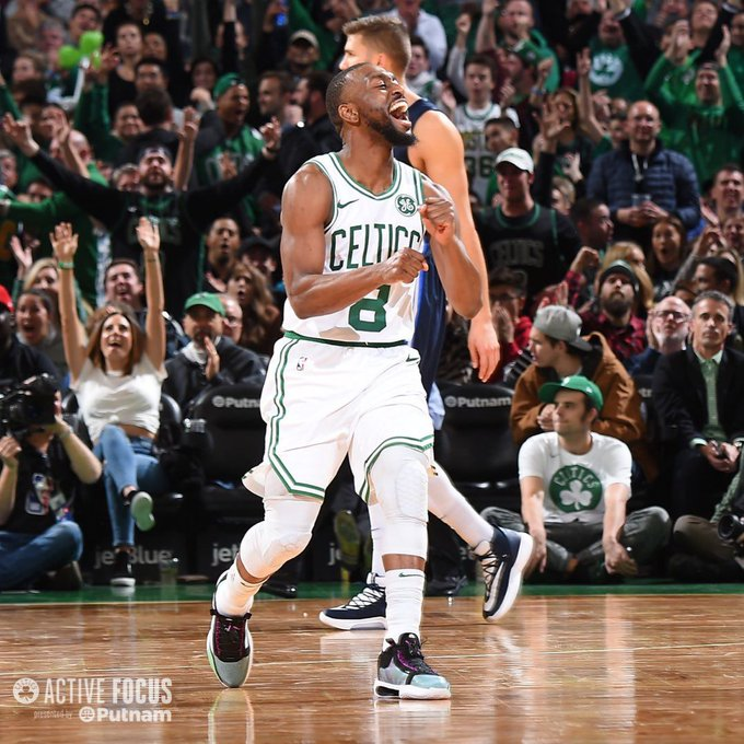 El base Kemba Walker encabezó el ataque con 25 puntos y los Celtics ganaron 140-133 a los Wizards de Washington, que tuvieron a Bradley Beal con 44 tantos