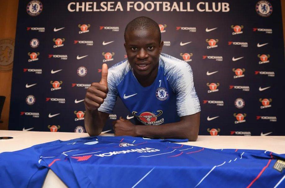 El jugador de 27 años ha firmado un nuevo contrato de 5 años de duración con el Chelsea, club al que se unió en 2016, procedente del Leicester City
