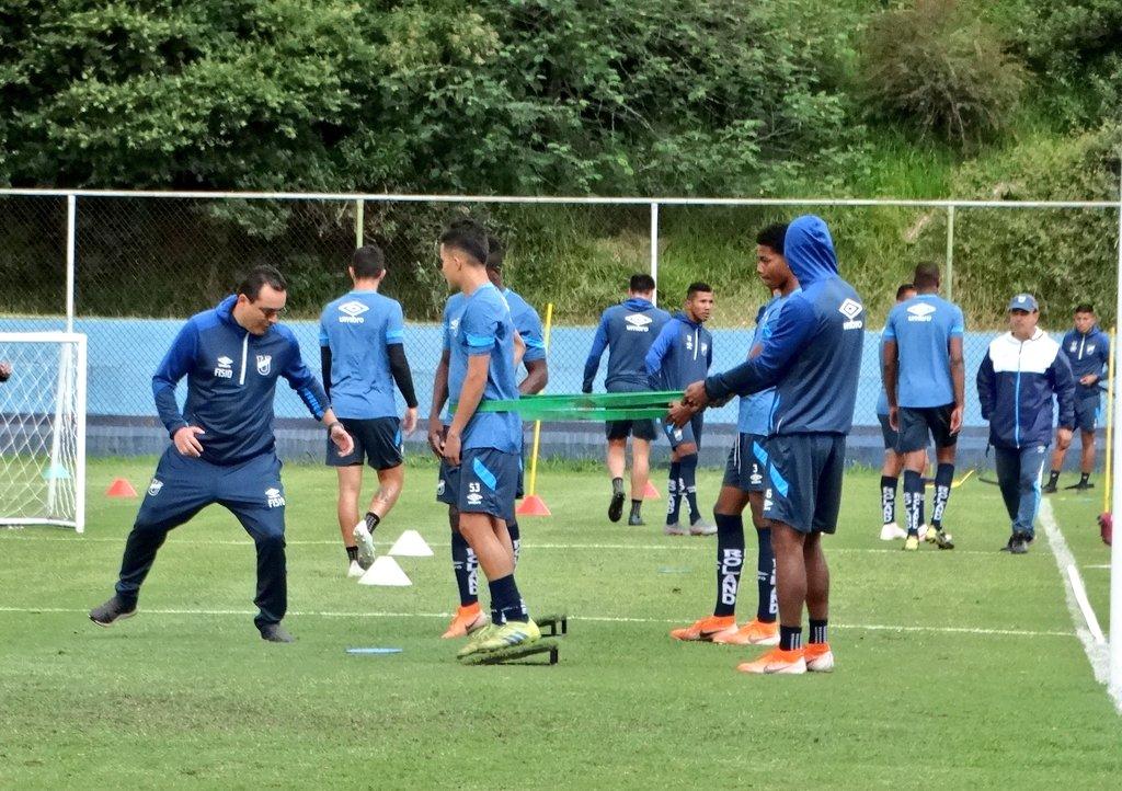 El seleccionado Sub20 tendría nuevo equipo, la 'U' Católica de Quito