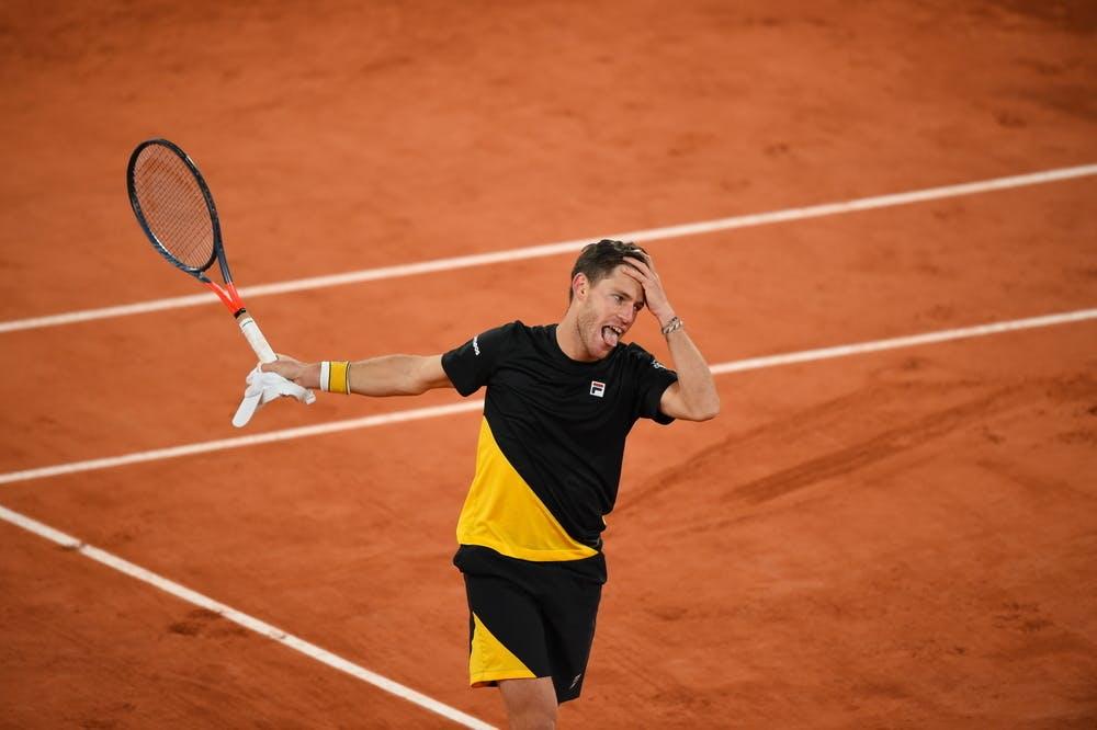 Los argentinos están poniendo color en el Grand Slam francés