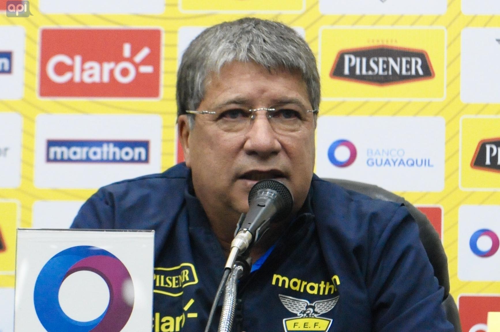 """El """"Bolillo"""" se refirió a las novedades que ha tenido su convocatoria para los amistosos ante EEUU y Honduras"""