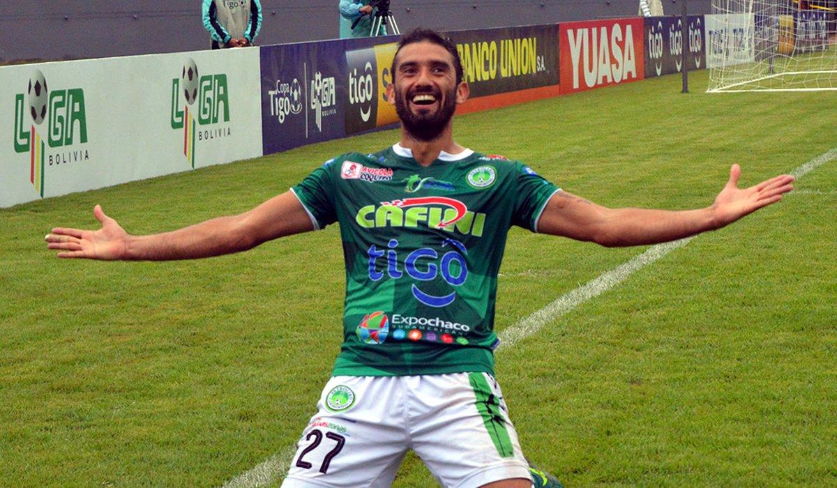 El delantero Enzo Maidana podría unirse al equipo del Valle para esta temporada