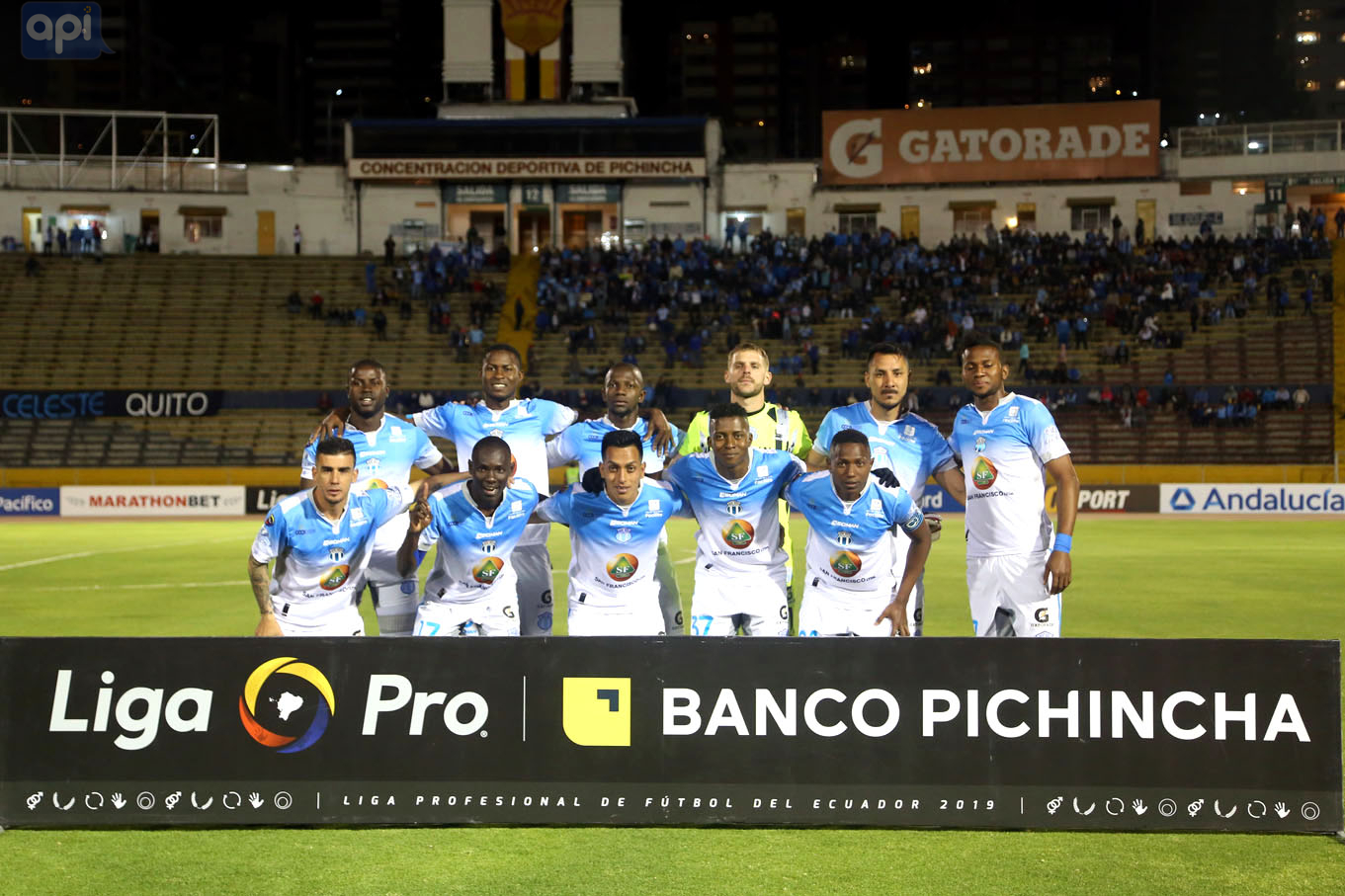 Paúl Vélez confirmó a sus 18 mejores hombres para visitar a Independiente, entre ellos el goleador del equipo