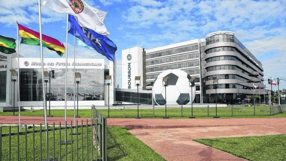 Esto es parte de la negociación de CONMEBOL con un laboratorio chino