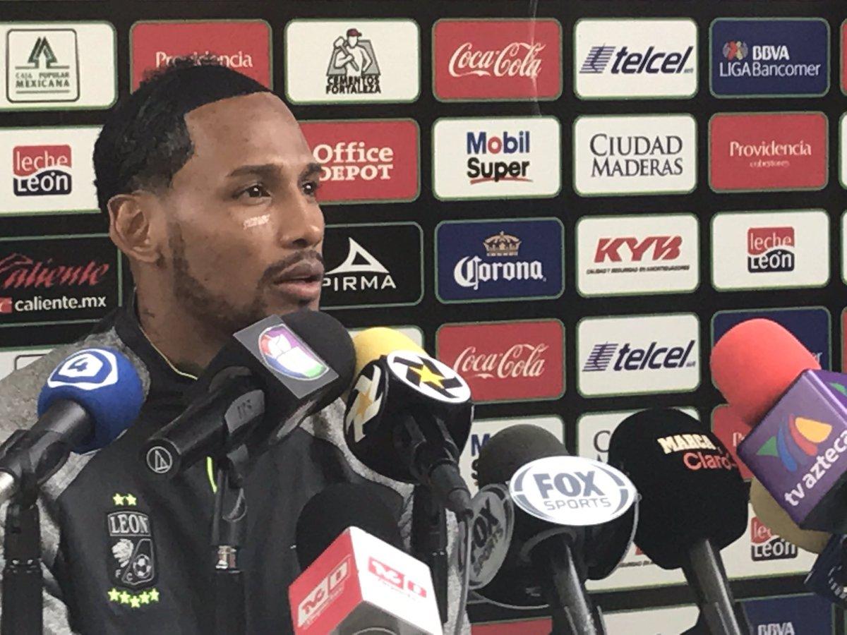 Vinicio Angulo se refirió a su reto de jugar en la Liga MX con el León