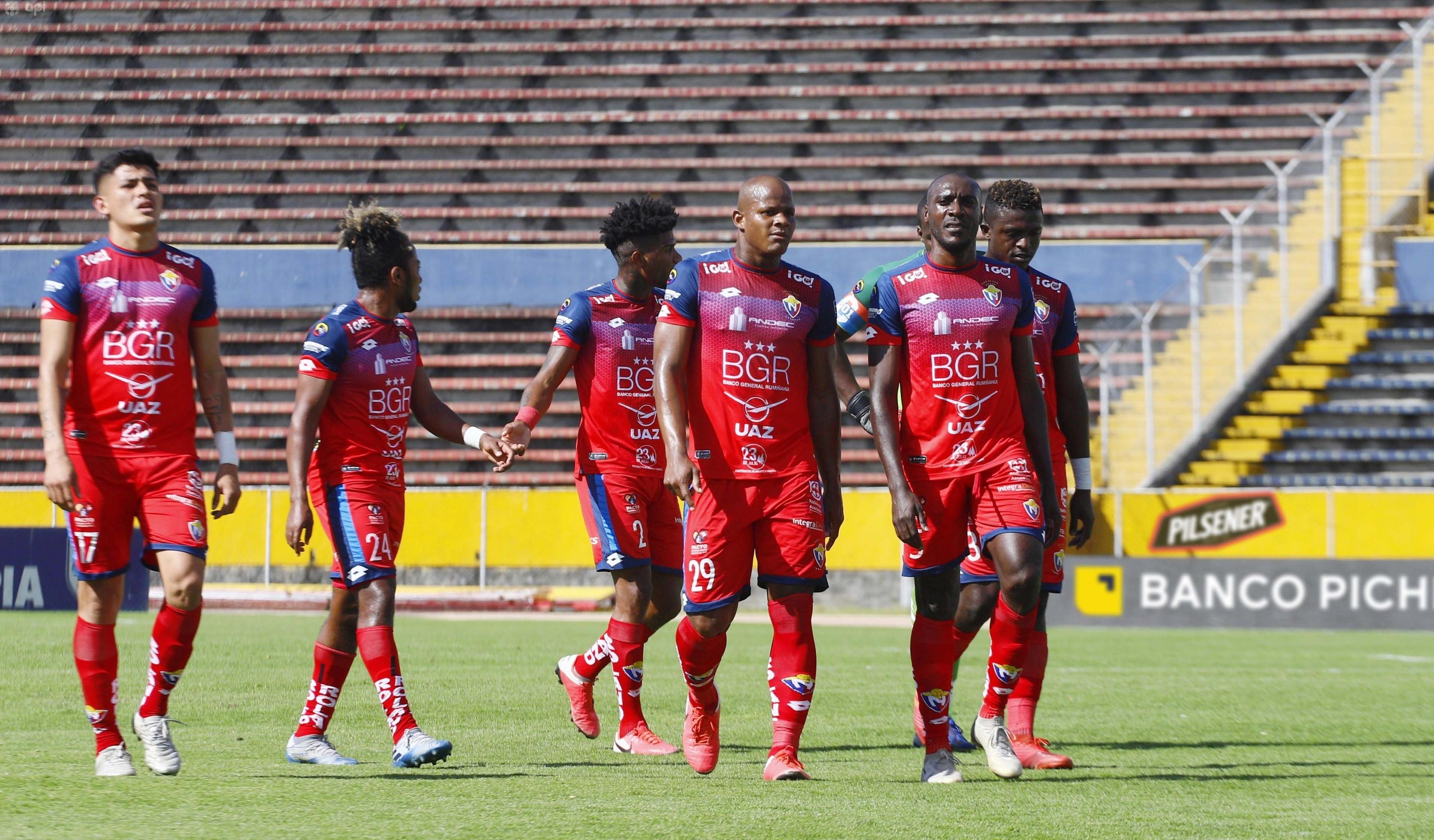 El club criollo dio el reporte médico, con la mira puesta en el duelo ante Emelec