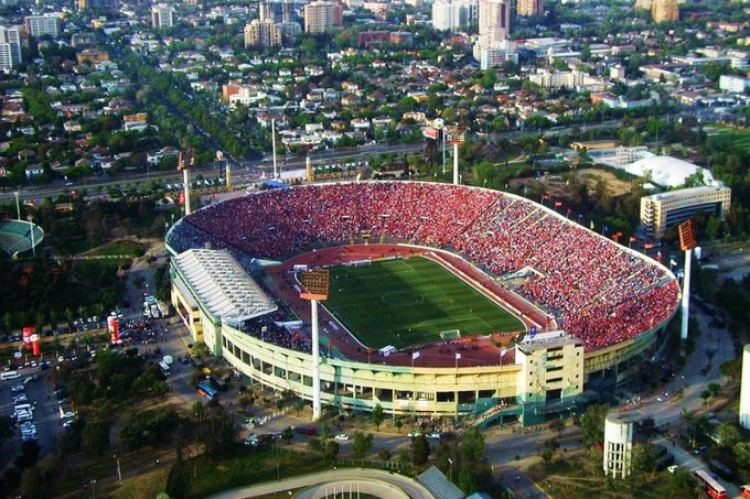 La final en Santiago está prevista a realizarse el 23 de noviembre, en el Estadio Nacional