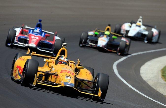 La Fórmula Indy es el evento de vehículos monoplaza más importante de los Estados Unidos
