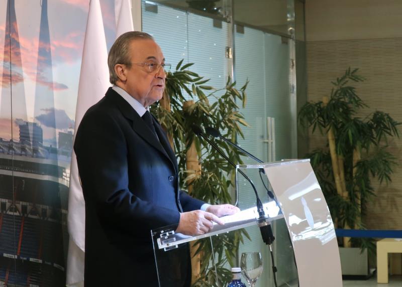 El presidente del Real Madrid ensalzó los títulos conseguidos en una etapa histórica para recordar que han ido acompañados de momentos duros en fases de cada temporada