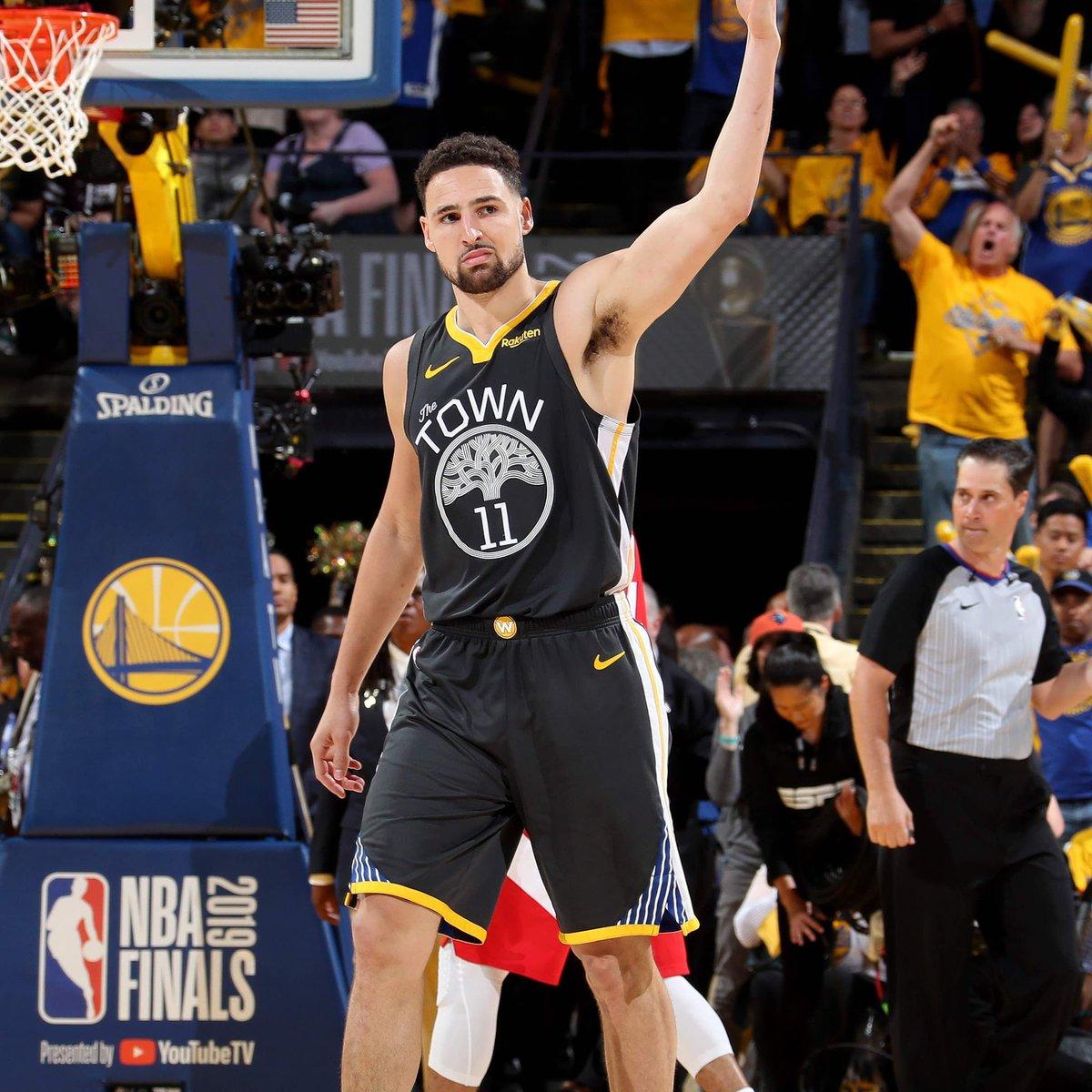 Thompson y los Warriors cerraron el acuerdo para firmar un contrato máximo de cinco temporadas y 190 millones de dólares