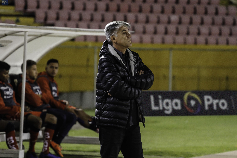 """Marcelo Zuleta admitió que """"ajustó un poco"""" el andamiaje criollo para poder ganar al América"""