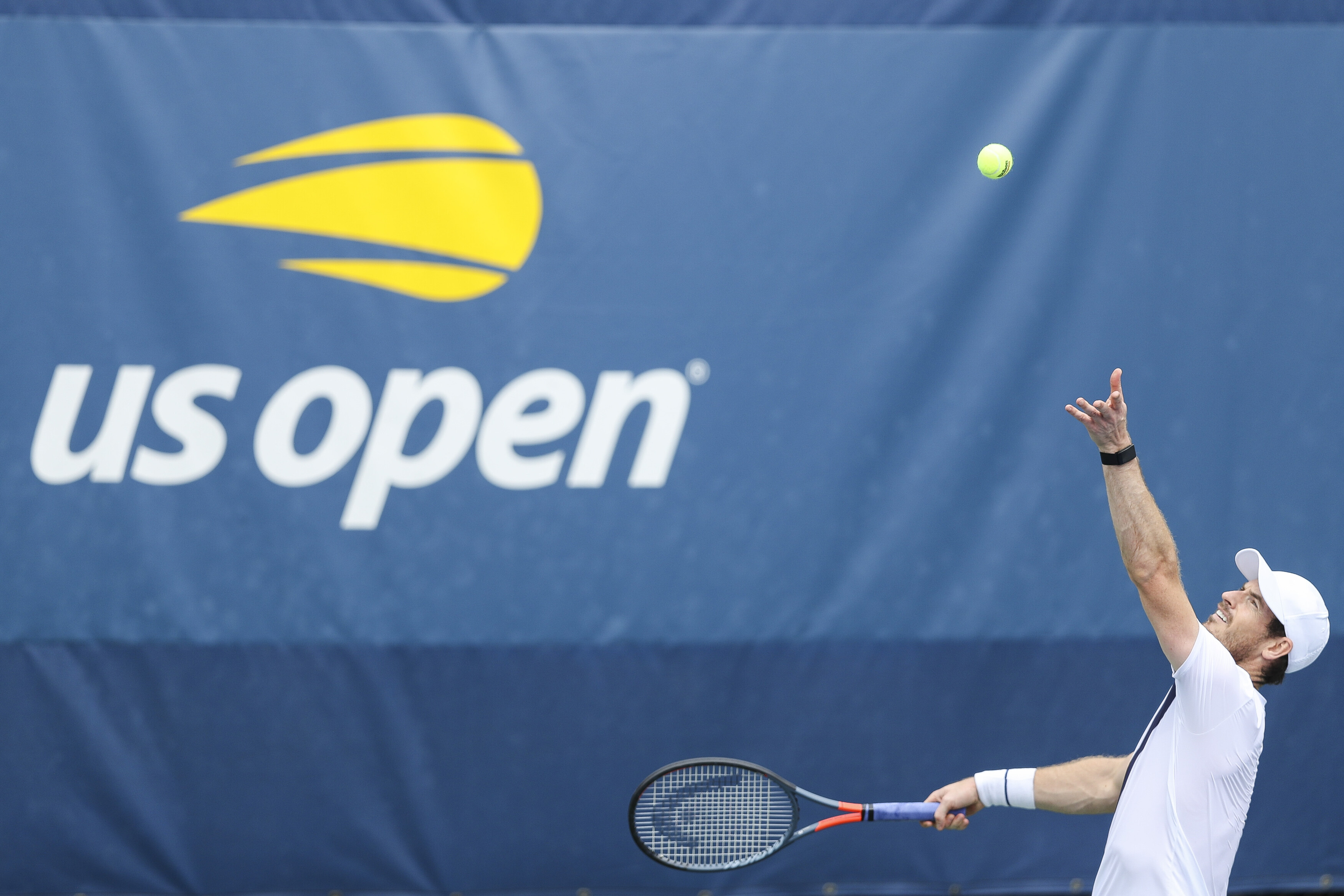 Se vivió una intensa primera jornada en el US Open