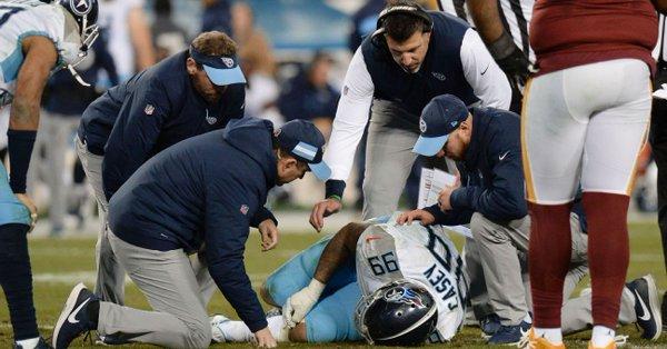 El equipo planea poner a Casey en la reserva de lesionados debido a que tiene problemas en el ligamento colateral de la rodilla izquierda