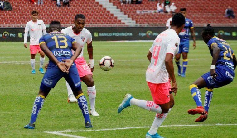 Este domingo por la tarde se juega la final de ida de Copa Ecuador