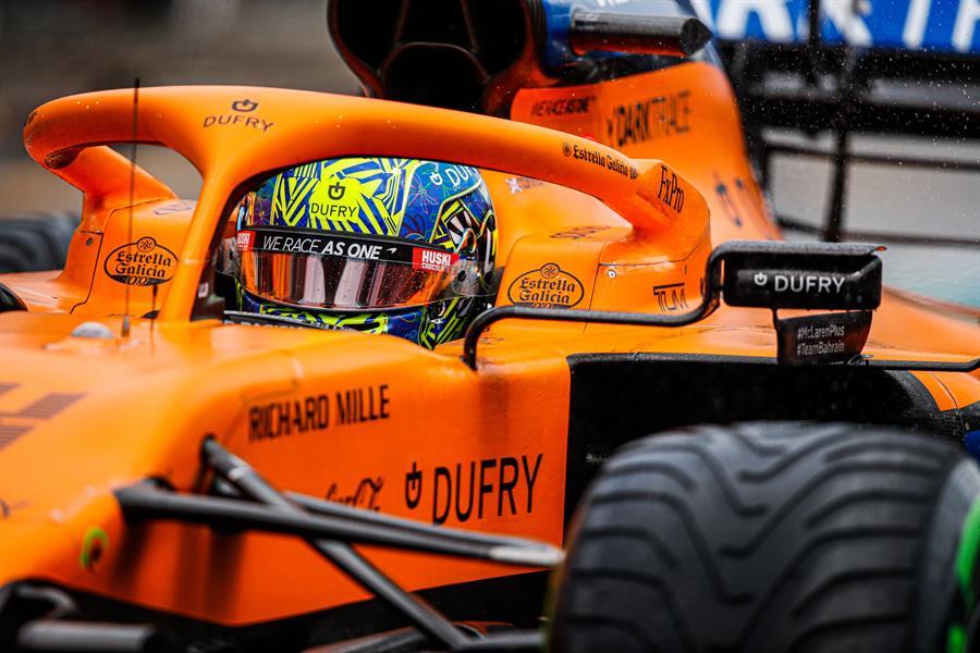"""El Director Técnico de McLaren considera que """"el Gran Premio de Gran Bretaña verá una evolución continua del MCL35"""""""