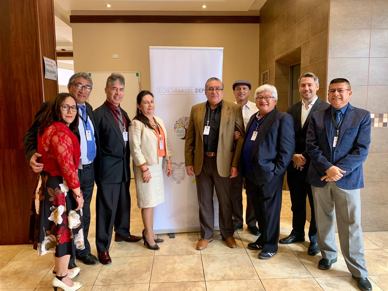 Quito alberga desde este miércoles la VI Reunión de la Junta Consultiva de la Organización Regional Antidopaje Sudamericana ORAD-SAM, en la que participan representantes de Perú, Bolivia, Paraguay y Ecuador
