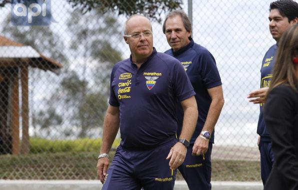 Jorge Célico se refirió a la falta de apoyo por parte de los clubes para la convocatoria de la Selección Sub 23 e hizo un llamado a fortalecer sus formativas
