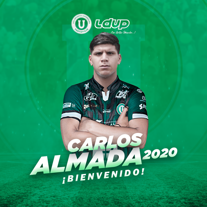 Liga de Portoviejo confirmó a su último fichaje para la temporada 2020