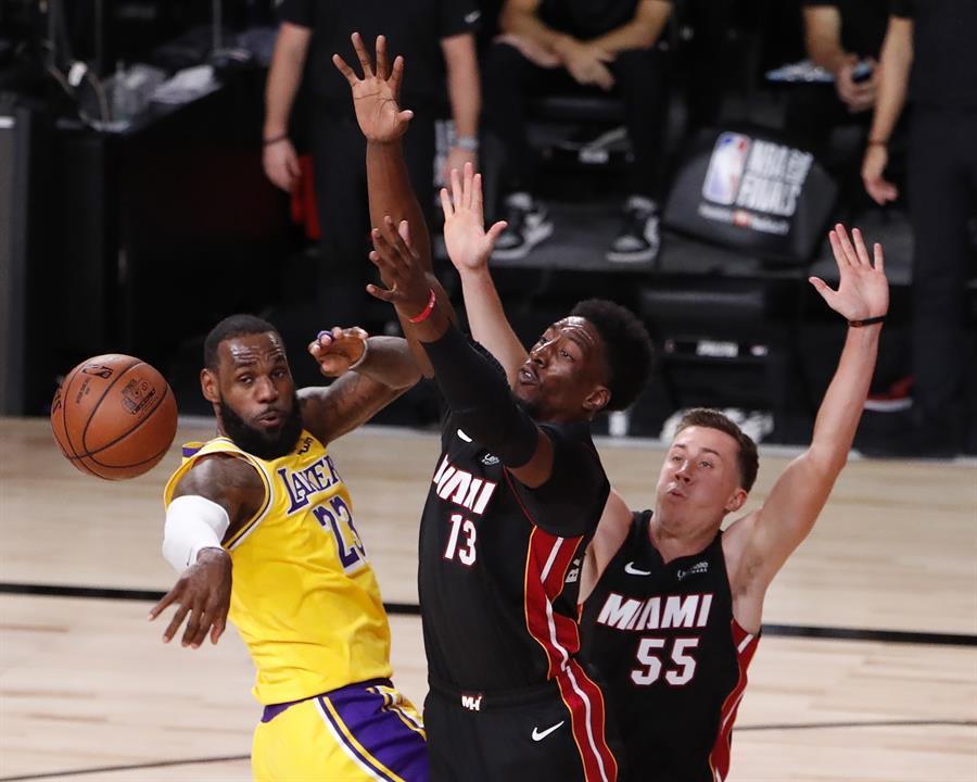 Los Lakers volvieron a mostrar su potencial, tras ser derrotados en el juego pasado