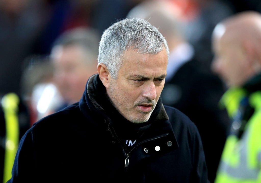 """""""Estoy bien tal y como estoy. Hoy no soy opción para el Benfica"""", dijo el extécnico del Manchester United"""